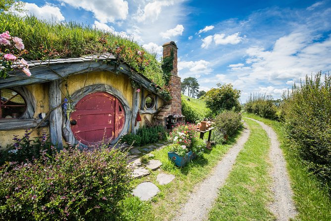 Lord of the Rings and The Hobbit 4 Day Private Tour from Auckland