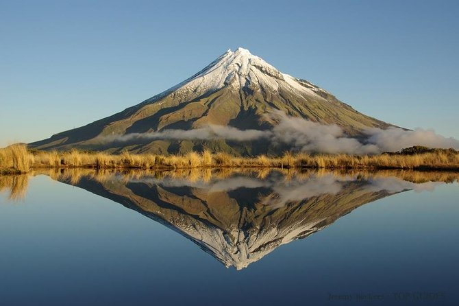 Auckland to Wellington via Taranaki 6 Day Private Tour