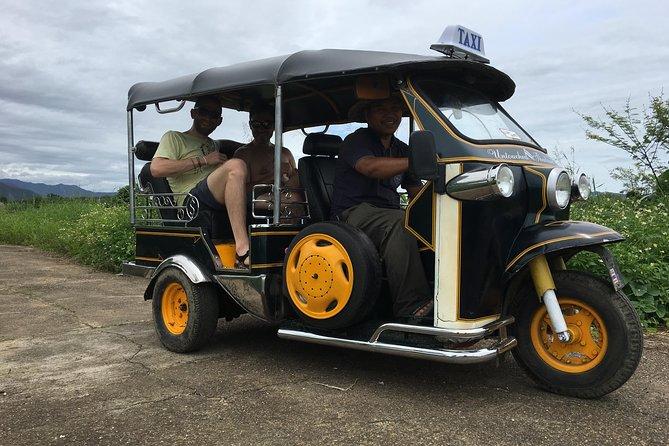 Tuk Tuk night tour ( Sightseeing tour )