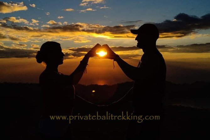 Private Mount Batur Sunrise Trekking with Buffet Breakfast at Restaurant