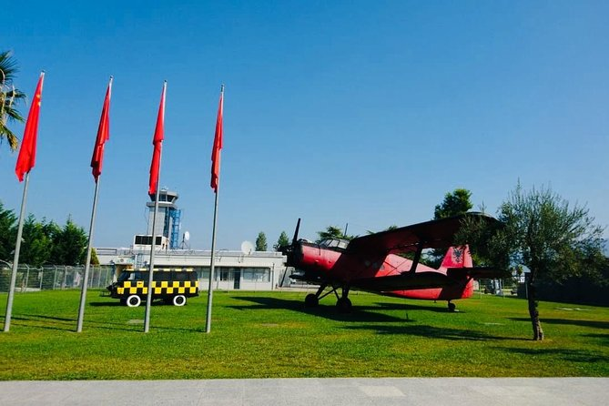 Private Departure Transfer: Durres to Tirana Airport (TIA)