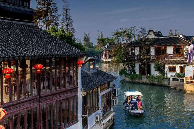 Seven Treasure Town & Zhu Jia Jiao Water Village 1 Day Small Group Tour photo 1