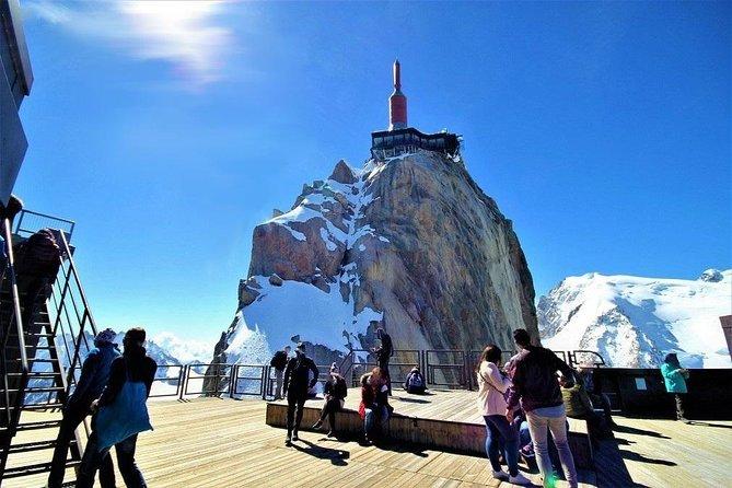 Summit of Aiguille du Midi