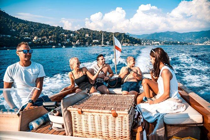 Private Boat Excursion to Portofino