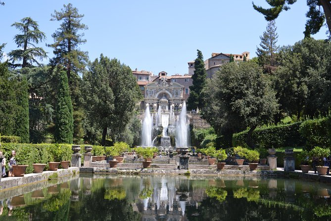 Private Tivoli Day Tour From Rome