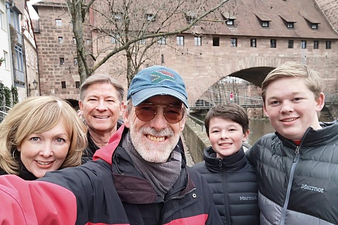 PRIVATE Nuremberg Combined WW2 and Old Town Tour