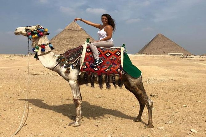 Private sunrise on camel by the pyramids and sunset on felucca by the Nile photo 6