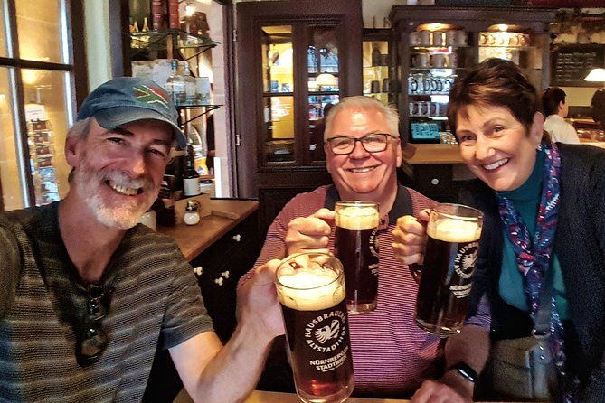 PRIVATE Nuremberg WW2 and Beer Tour