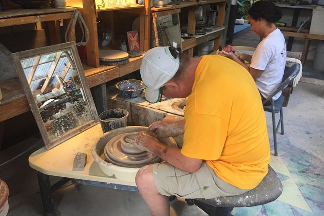 Pottery Lesson in Maui Upcountry photo 1