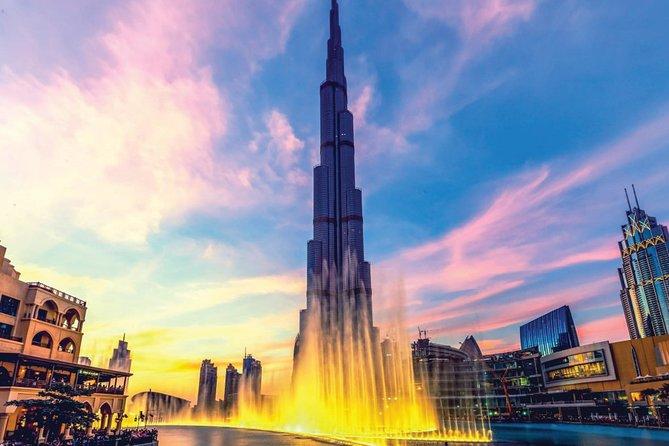 Burj Khalifa 124 Floor - At The Top Entry Tickets