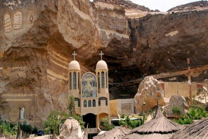 Day Tour To Coptic Cairo and Cave Crash