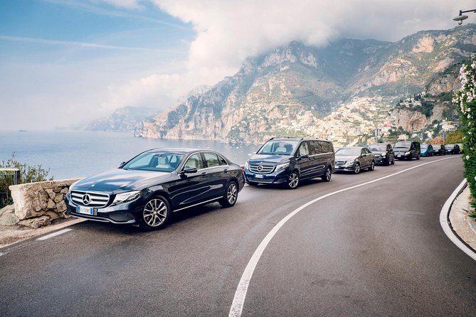 Private tour by car or minivan of the Amalfi Coast, full day