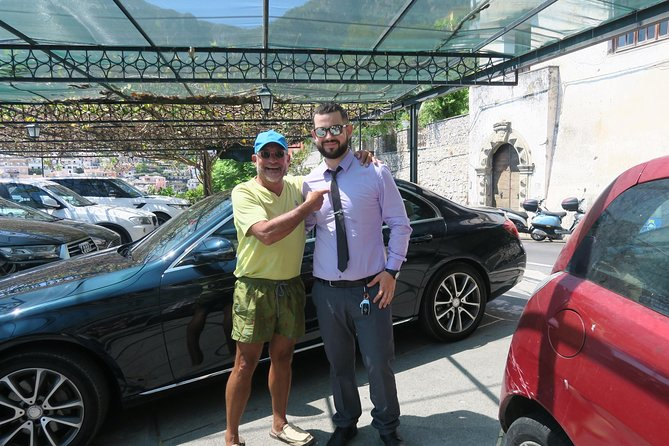 Private transfer by car or minivan, Amalfi Coast - Sorrento