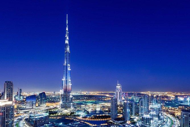 Dubai Burj Khalifa Level 124 'At the Top' Entrance Ticket 2021