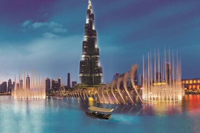 Burj Khalifa Level 148 'At the Top SKY' Entrance Ticket with One-way Transfer