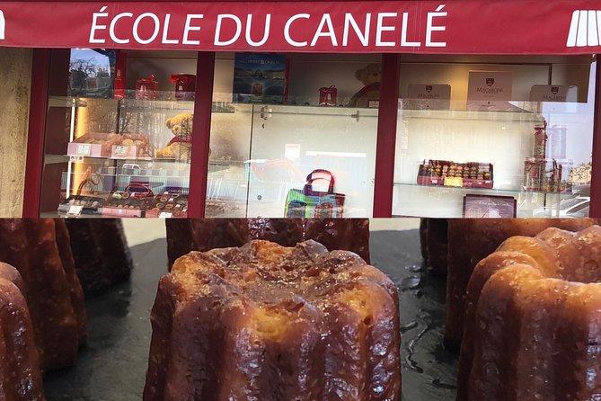 Workshop Menus around the Bordeaux canelé