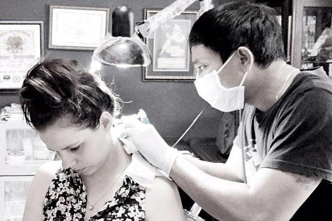 Ubud Bali Global Tattoo