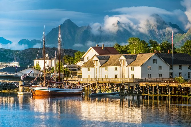 Summer Full-Day Guided Tour of the Lofoten Islands