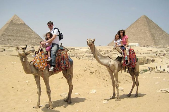 Half Day Tour Adventure for the Pyramids sphinx 45 Minutes camel Ride photo 2
