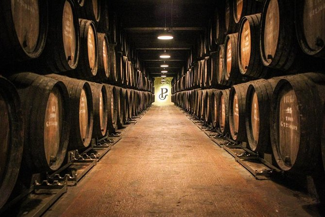 Guided Visit and Tasting at Pocas Port Wine Cellar