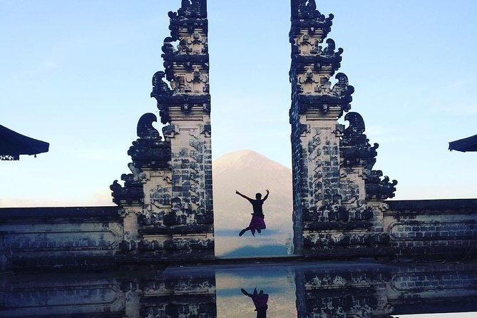 Bali Full Day Tour Tirta Gangga Heaven Gate Lempuyang Taman Ujung Virgin Beach