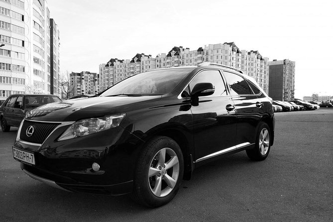 Private transfer Minsk Airport - Minsk City Center. English speaking driver