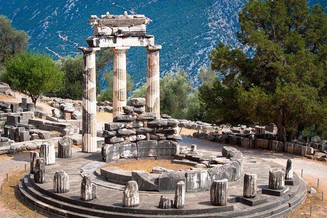 Delphi-dagtour