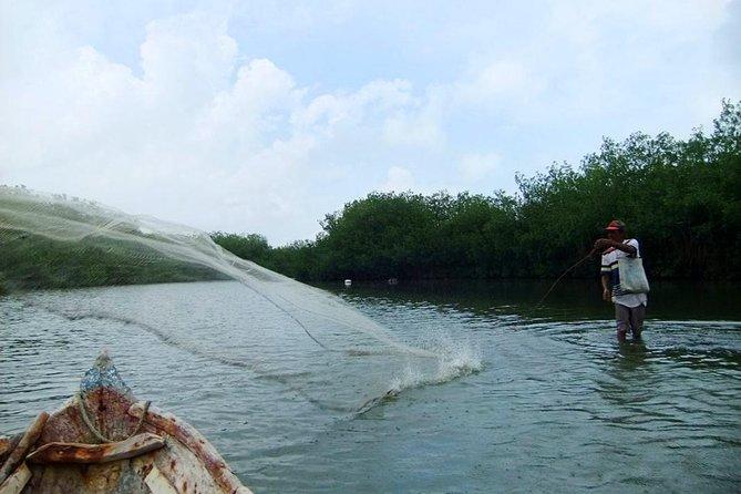 Fantastic fishing experience near Cartagena