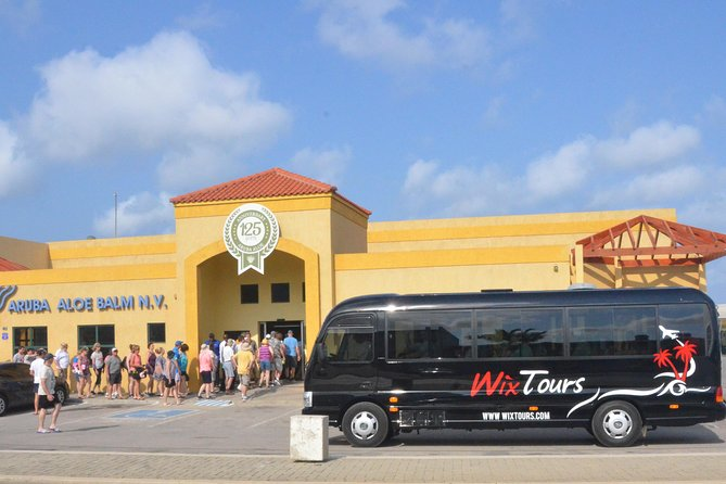 Made in Aruba Sightseeing Tour
