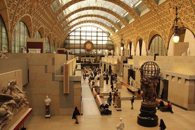 Musée d'Orsay Skip the Line Private Tour, Paris, FRANCIA