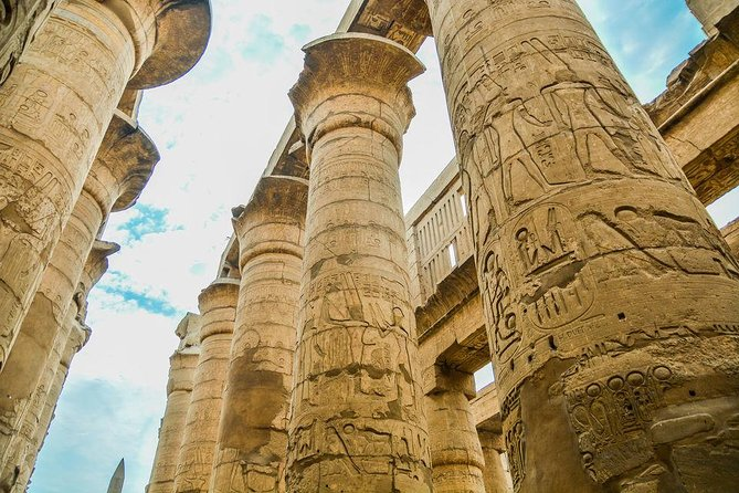Ancient Egypt Day Tour to Luxor from Aswan