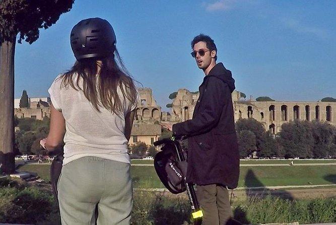Ancient Rome Segway Tour
