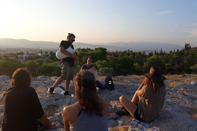 Spend an evening like a local in Athens