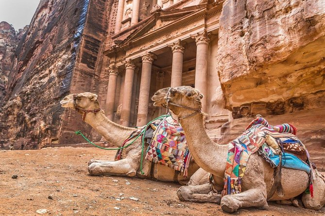 6-DAYS PRIVATE FANTASY TOUR AROUND JORDAN