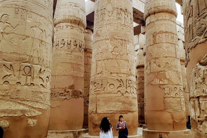 Luxor day tour west and east bank