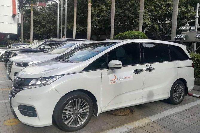 Xiamen Downtown Vehicle Rental - Chinese Speaking Driver