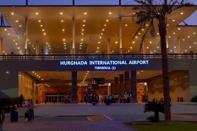 Private transfer from Hurghada international airport to hurghada city