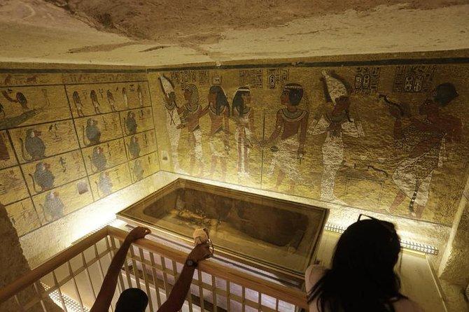 Discovering King Tuts Tomb Tour