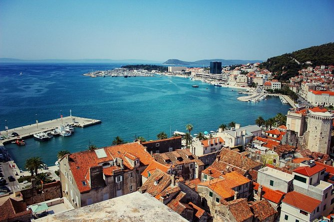 From Dubrovnik Airport to Split (Round trip, Private Transfer)
