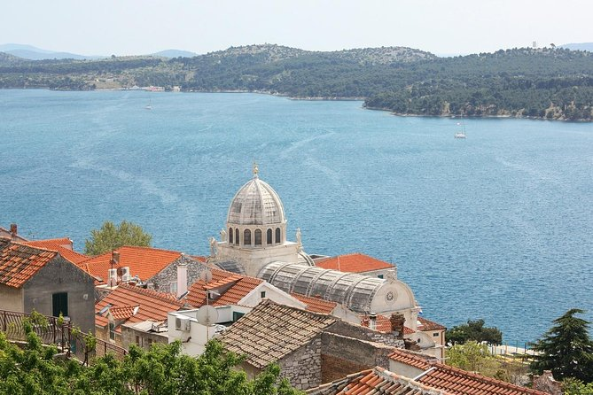 From Split Airport to Sibenik (Round Trip, Private Transfer)