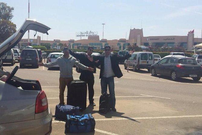 Agadir to Essaouira airport transfer