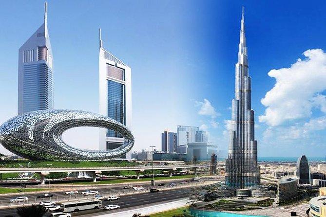 Dubai City Tour with Burj khalifa Ticket