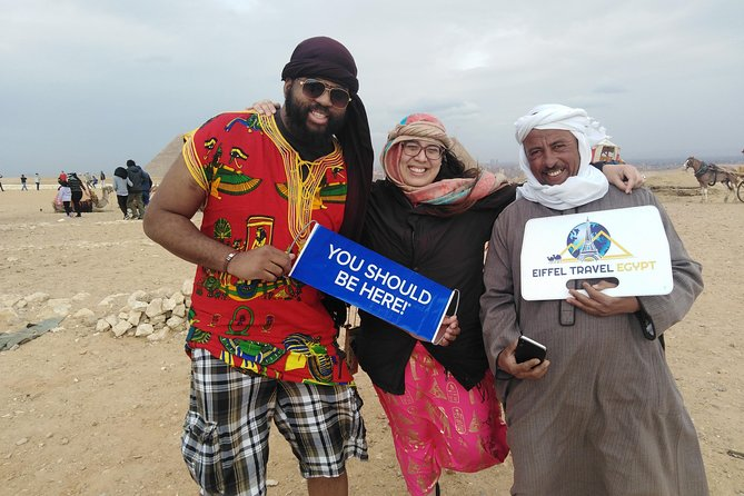Amazing Day Tour to Saqqara,memphis,Giza Pyramids & Sphinx