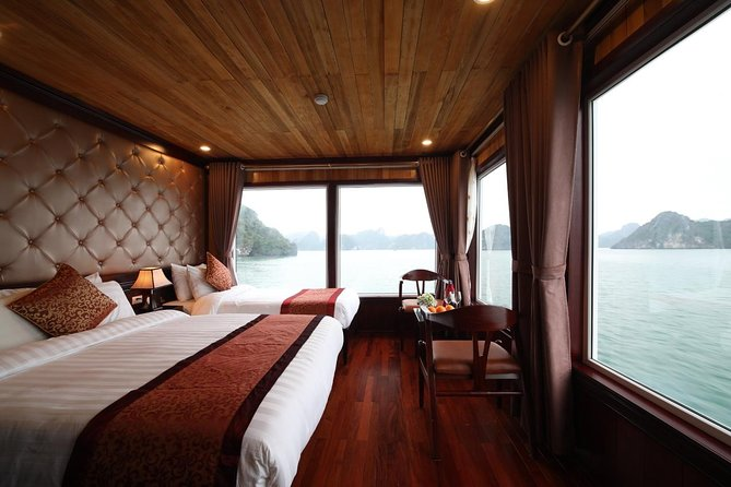 Larvender Cruise-ha Long Bay 2 Days 1 Night