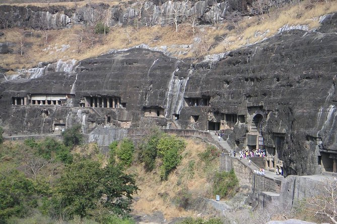 Aurangabad, Ajanta and Ellora Caves Tour (3 Days)