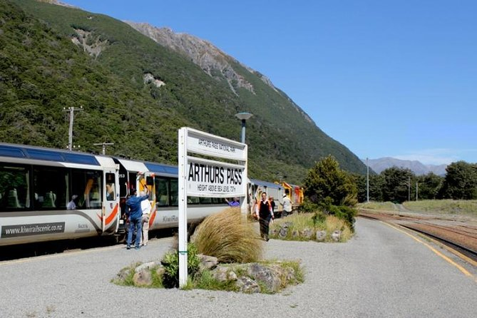 Arthurs Pass & Lord of the Rings Full Day Private Tour for up to 5 ppl incl.