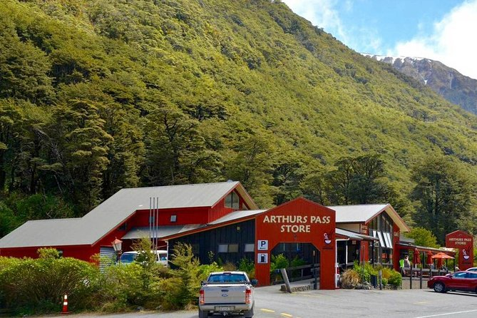 Arthurs Pass & Lord of the Rings Full Day Private Tour Group 2 - 5 ppl incl. **
