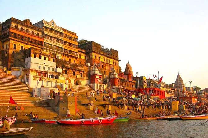 Private 08 Days Golden Triangle tour with Holy City Varanasi