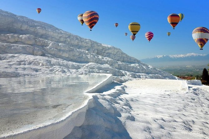 Daily Pamukkale Tours with Balloon Ride from Istanbul