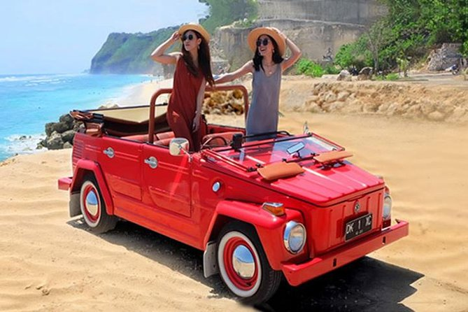 Bali VW Safari Car Rental